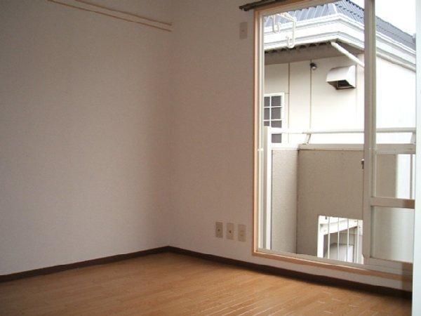 サンシティ本宿 A-202号室の景色