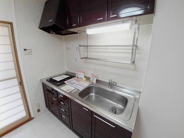エコーハイツマルオカ 205号室のキッチン