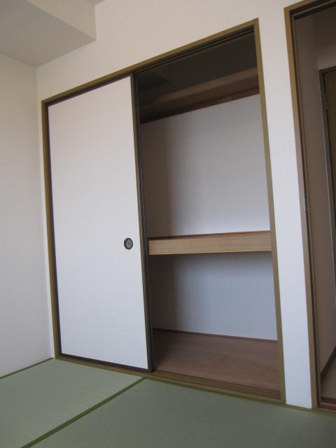 エコーハイツマルオカ 307号室の収納