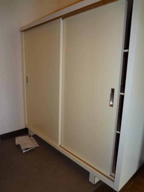 ジュネス浅間台 303号室の設備