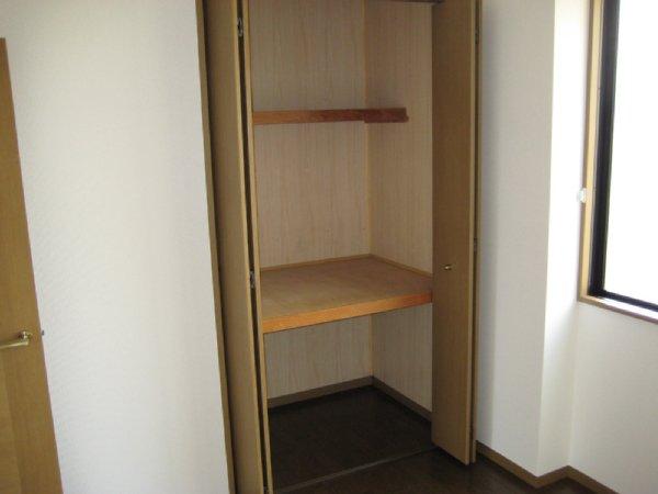 サンヴィレッジ本宿 306号室の収納