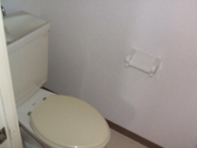 都築ハイツ 302号室のトイレ