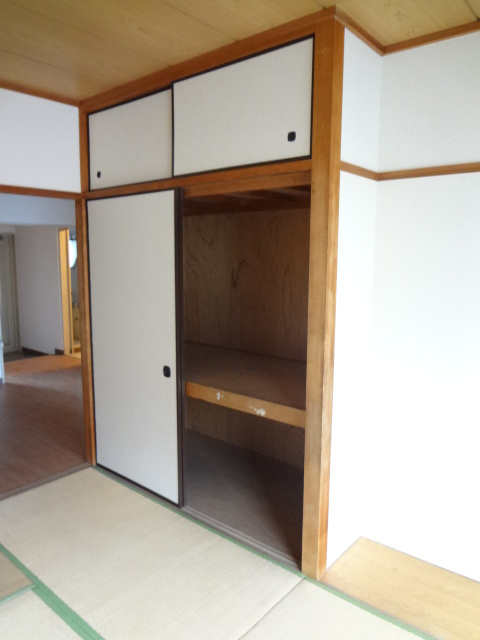 都築ハイツ 303号室の収納