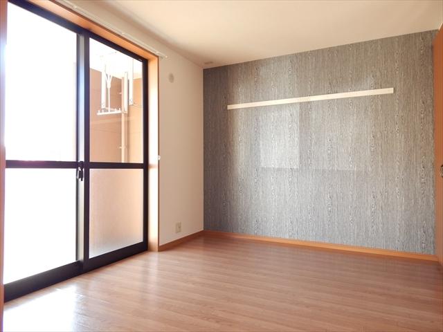 ビッグアップル 201号室の居室