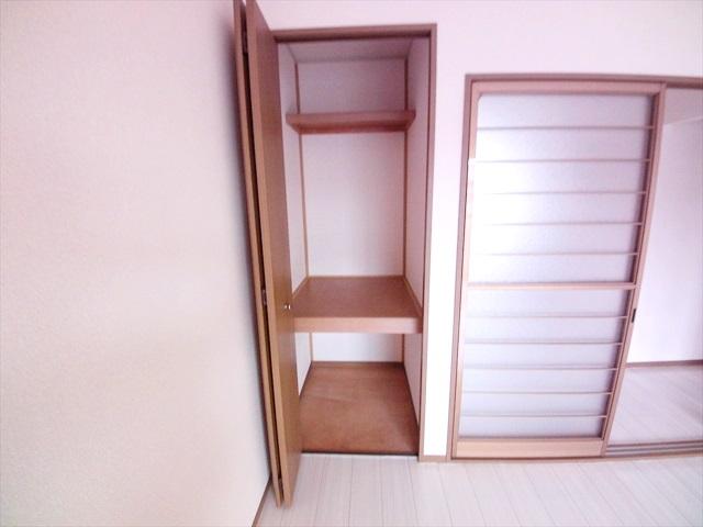 須藤ハイツ 202号室の収納