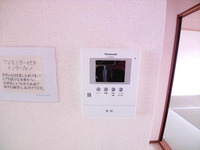 須藤ハイツ 202号室のセキュリティ