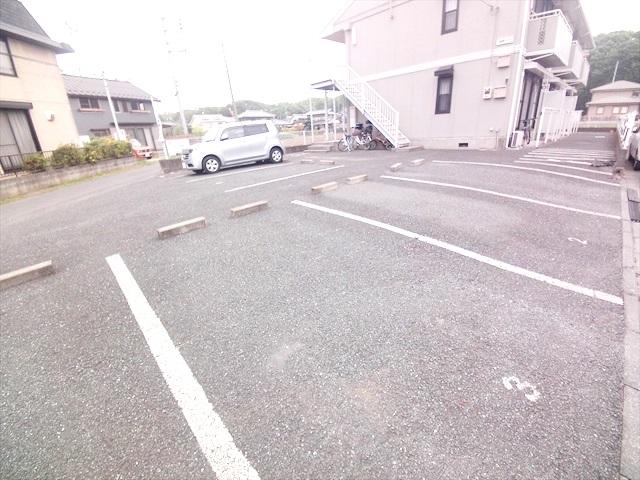 須藤ハイツ 202号室の駐車場