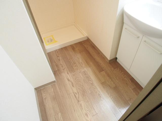 リヴィエールⅡ 105号室の洗面所