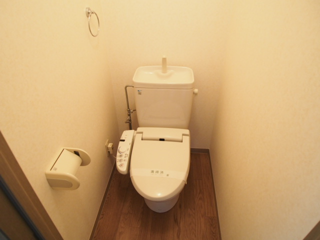 リヴィエールⅡ 105号室のトイレ