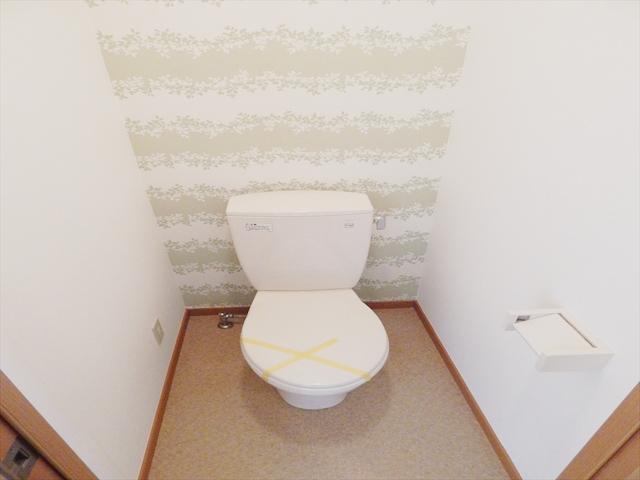 ワンルームS-3 202号室のトイレ