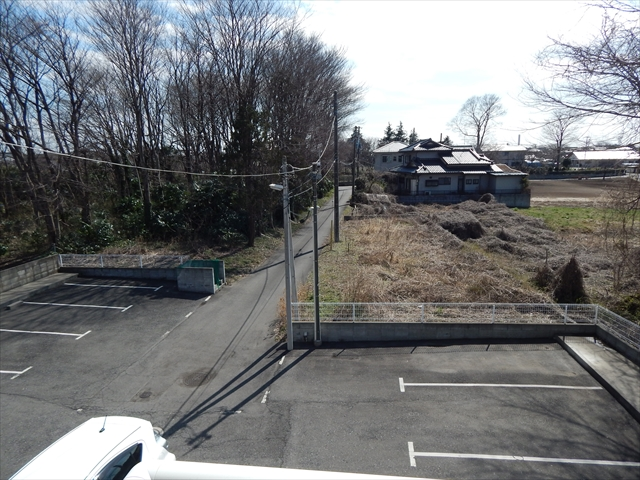 ワンルームS-3 202号室の駐車場