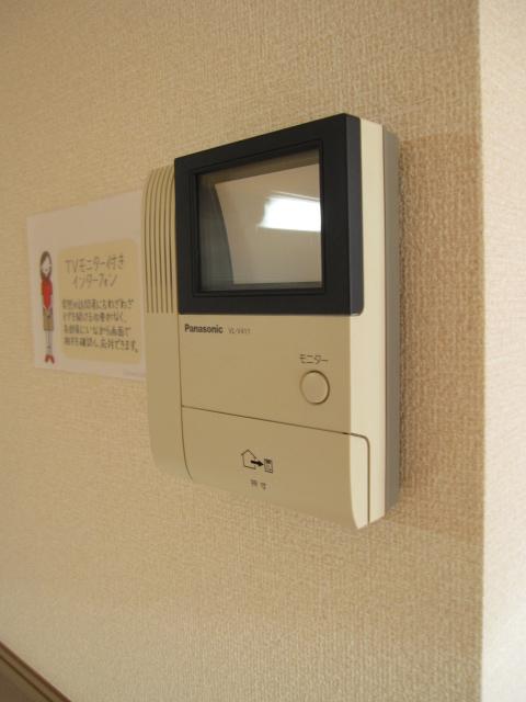 レイヴ・スペースA 202号室のセキュリティ
