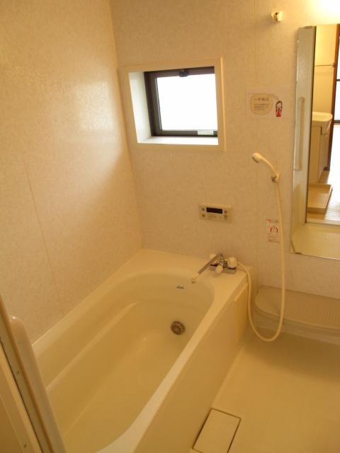 レイヴ・スペースA 202号室の風呂