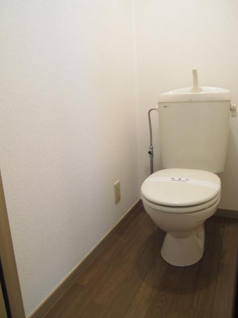 ドエリングA 102号室のトイレ