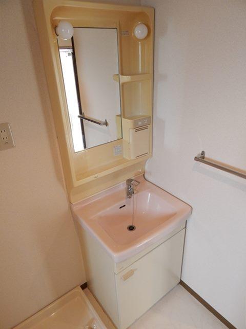 メゾンエトワール 102号室の洗面所
