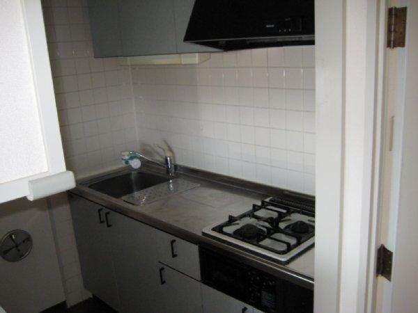 北上尾藤沢マンション 101号室のキッチン