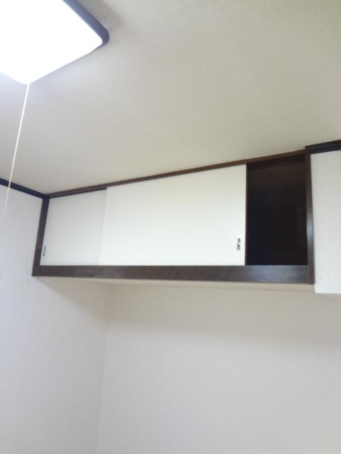 ラポーレ上尾 203号室の収納