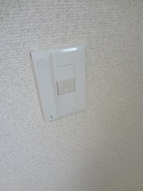 ラポーレ上尾 203号室の設備