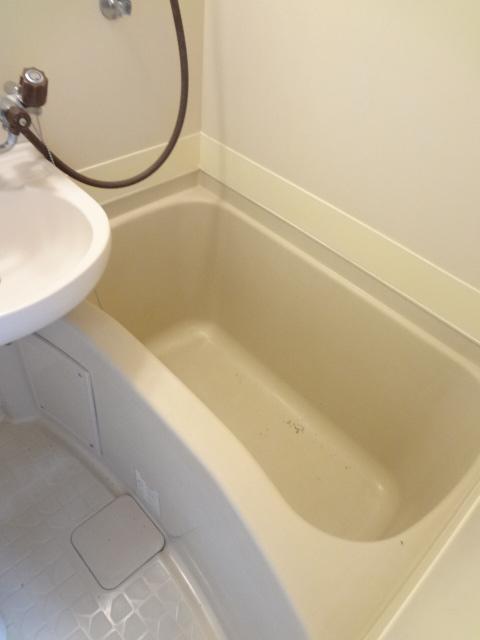 ラポーレ上尾 203号室の風呂