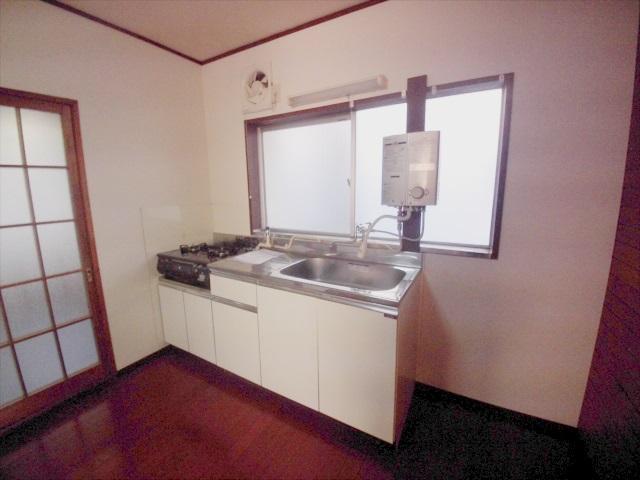 コーポエム 201号室のキッチン