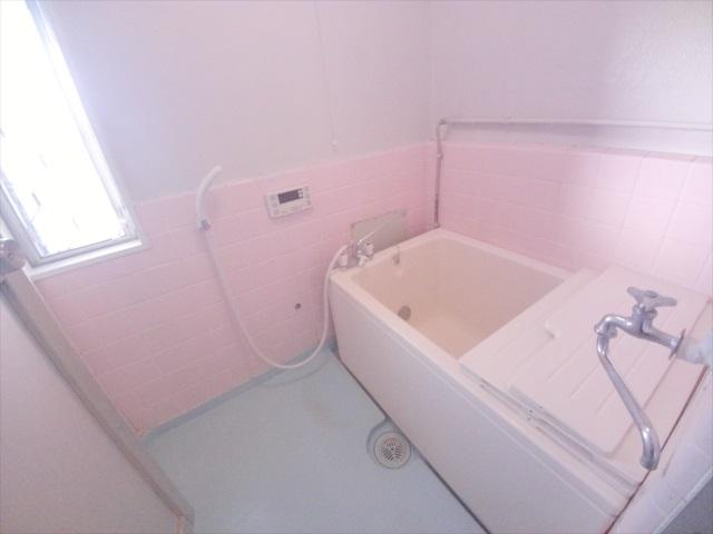 コーポエム 201号室の風呂