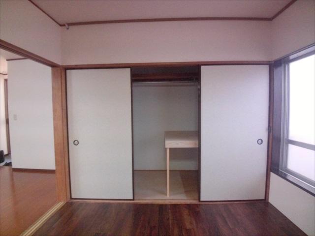 コーポエム 201号室の収納