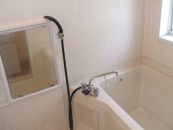 グリーンコート上尾 D-202号室の風呂