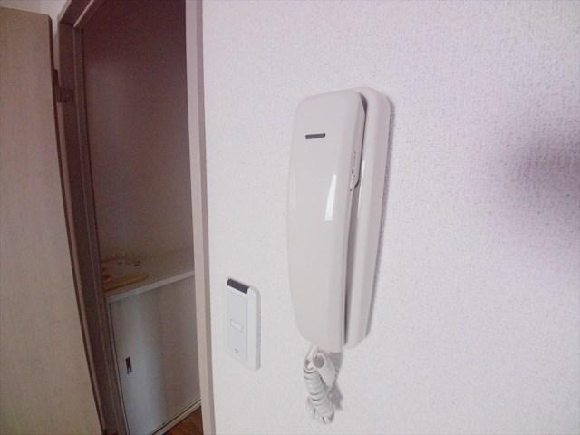 カサベルデ壱番館 101号室のセキュリティ