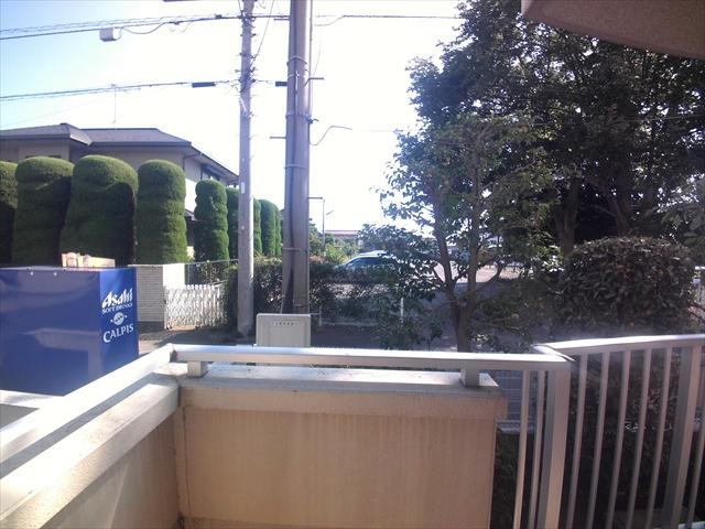 カサベルデ壱番館 101号室の景色