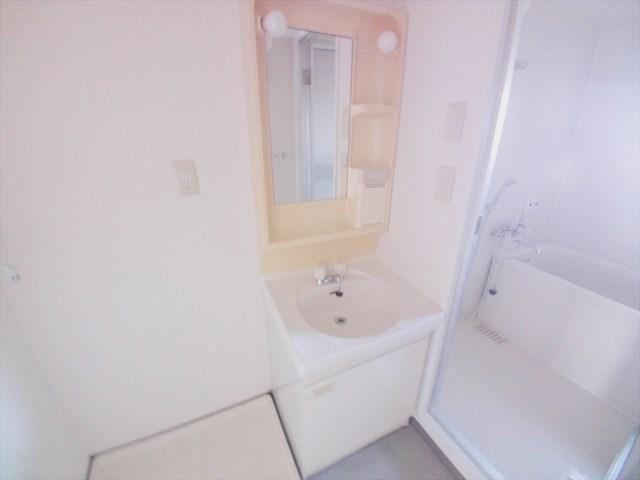 カサベルデ壱番館 101号室の洗面所