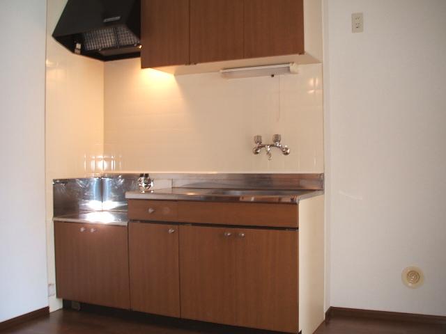 メゾン・ブン 101号室のキッチン