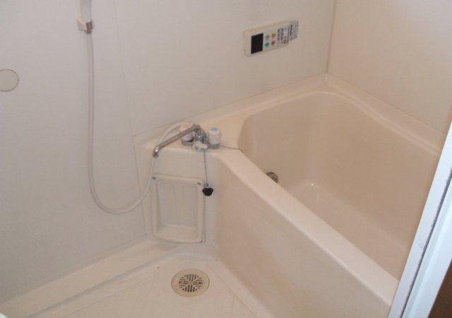 グランドソレイユⅡ 1-201号室の風呂