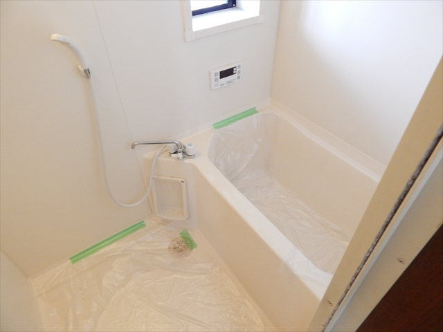 グランドソレイユⅡ 1-203号室の風呂