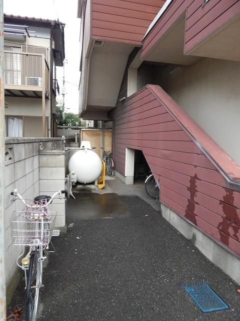 小川第一ビル 201号室のその他共有