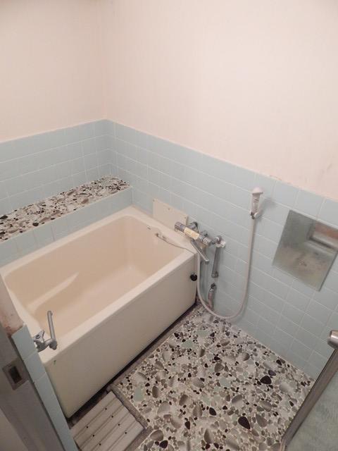 小川第一ビル 201号室の風呂