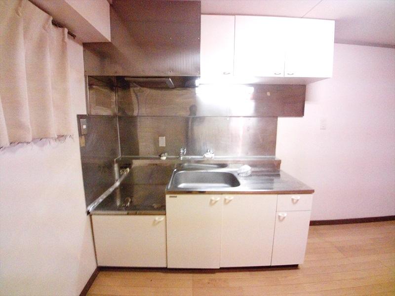 小川第一ビル 202号室のキッチン