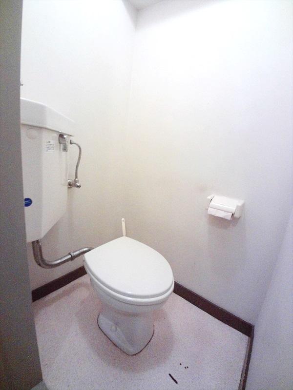 小川第一ビル 202号室のトイレ