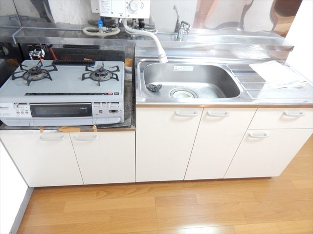 小川第一ビル 203号室のキッチン