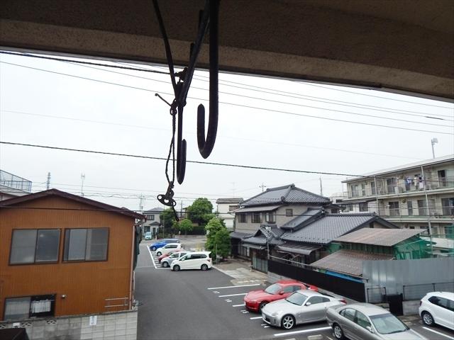 小川第一ビル 203号室の景色