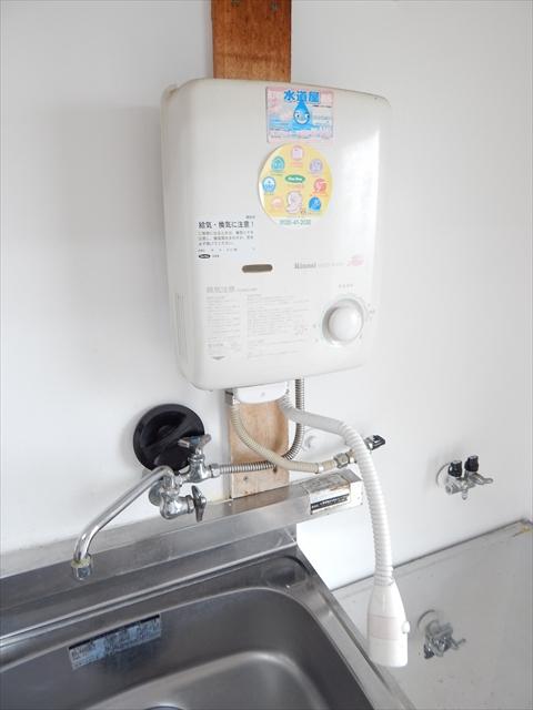 小川第2マンション 301号室の設備