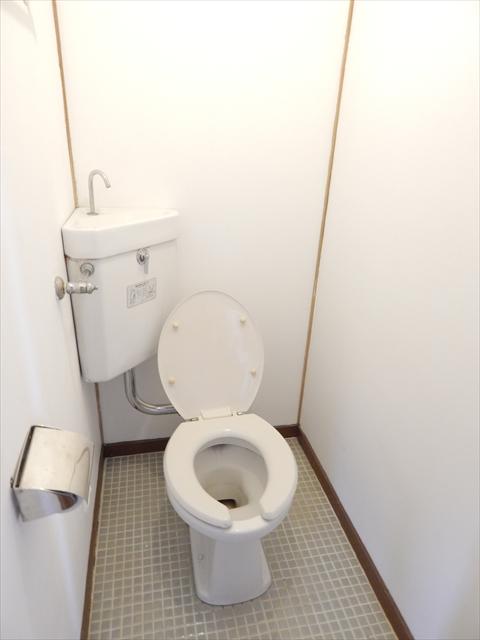 小川第2マンション 301号室のトイレ