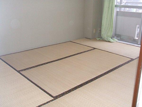 青木ハイツ 507号室の居室