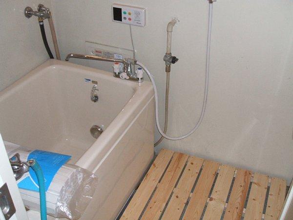 青木ハイツ 507号室の風呂