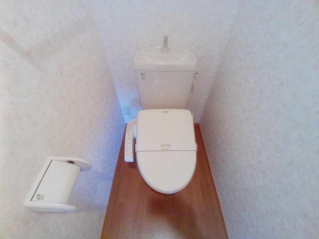 ローズガーデン 壱番館 305号室のトイレ