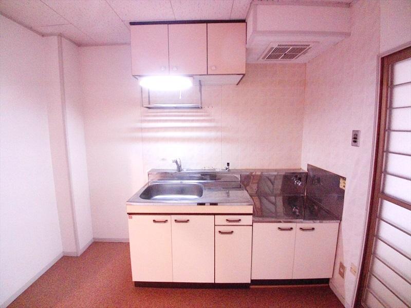 堀井コーポ 102号室のキッチン