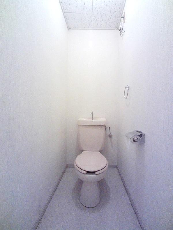 堀井コーポ 102号室のトイレ