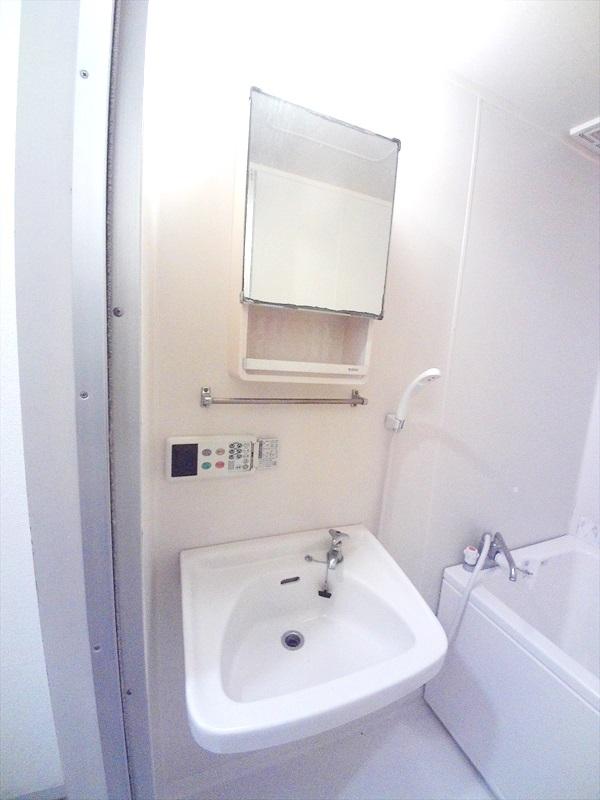堀井コーポ 102号室の洗面所