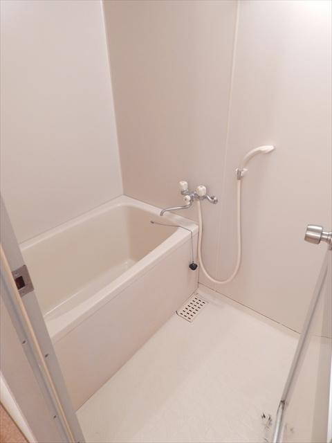 オクタビアヒル B-302号室の風呂