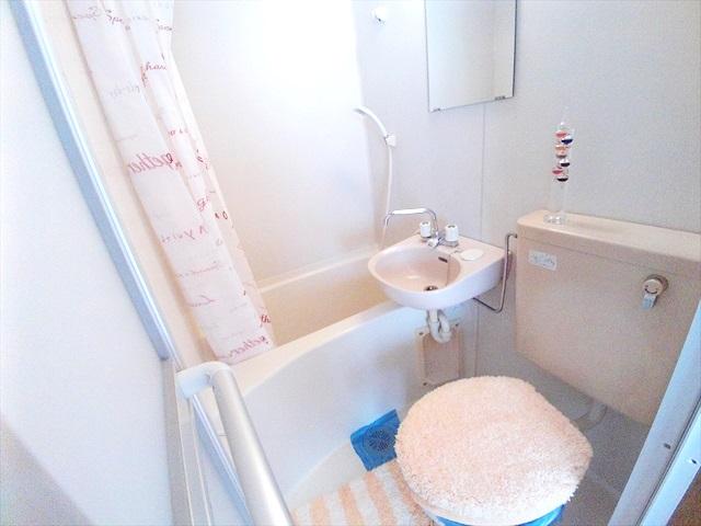 原市コーポK5 2-E号室の風呂