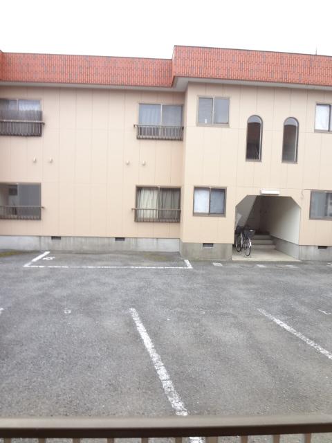 岡野マンション B-102号室の景色